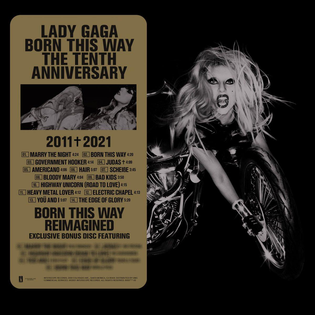 born this way album 10th anniversary pride