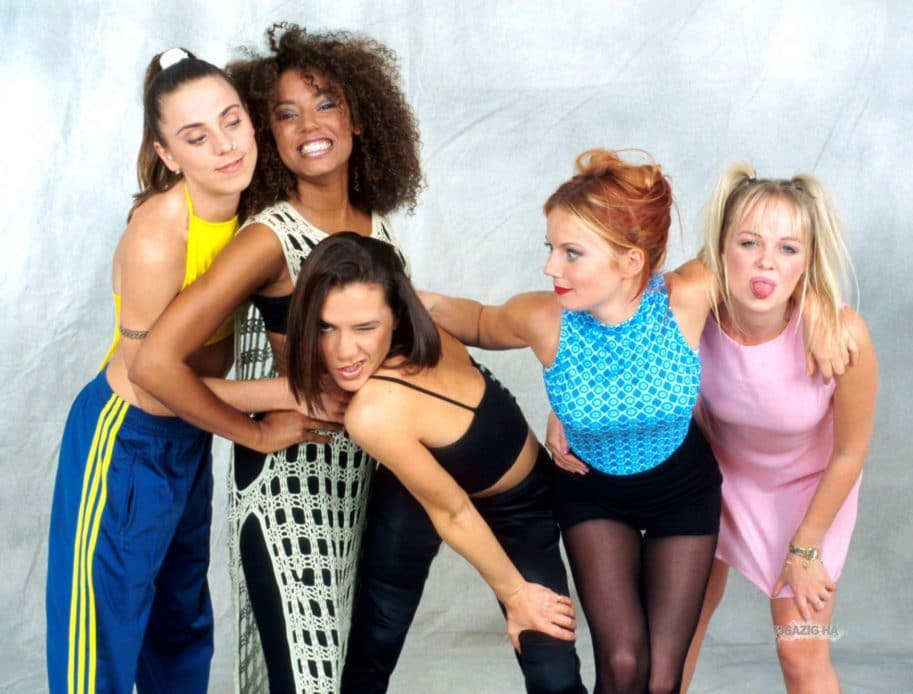 album più venduti anni 90 girl band