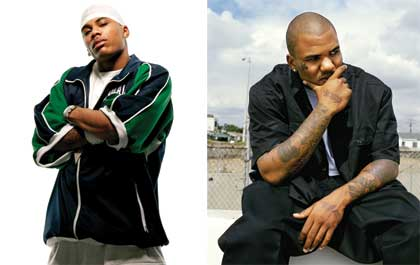 Nelly e The Game