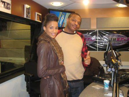cici25022 Ciara insegna a ballare a Snoop, intervista e nuove foto!